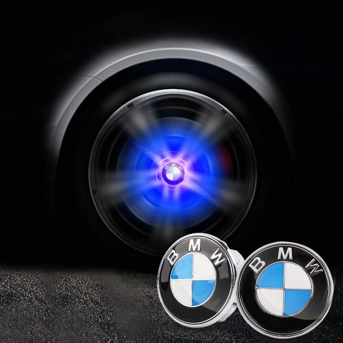 BMW Floating Center Caps