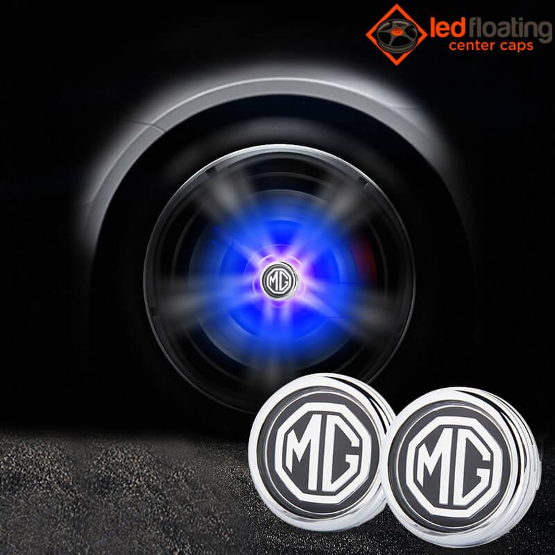 MG Floating Wheel Caps 56mm