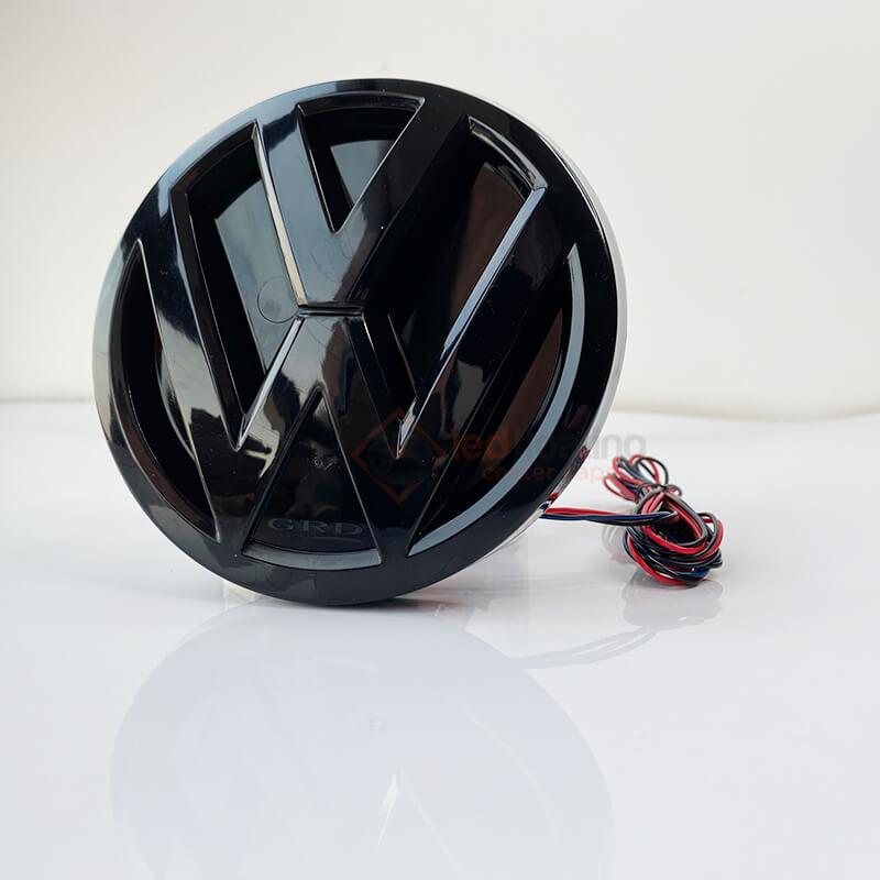 vw led emblem
