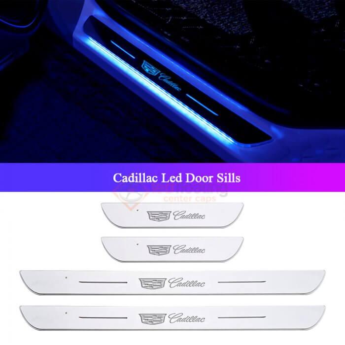 Cadillac LED Door Sill