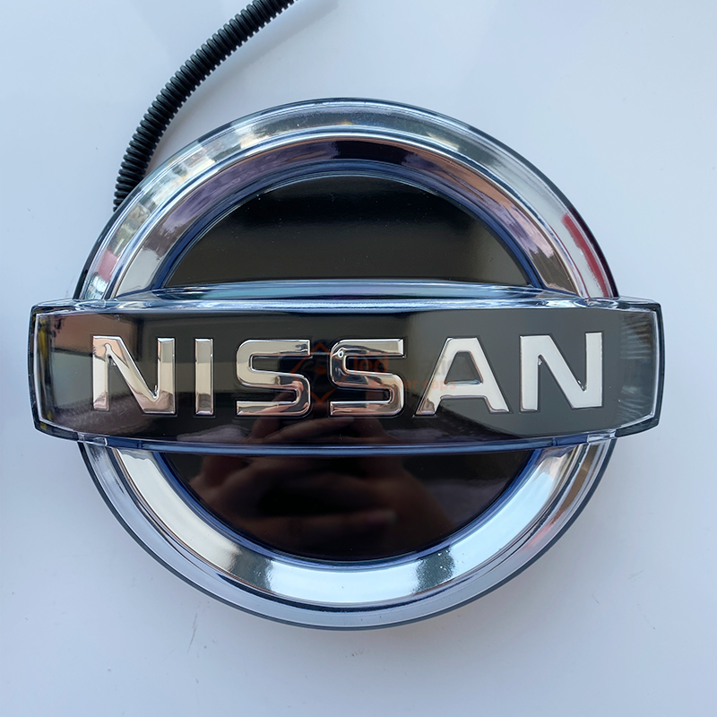 Light up Nissan Emblem For Armada| Altima| X-trail