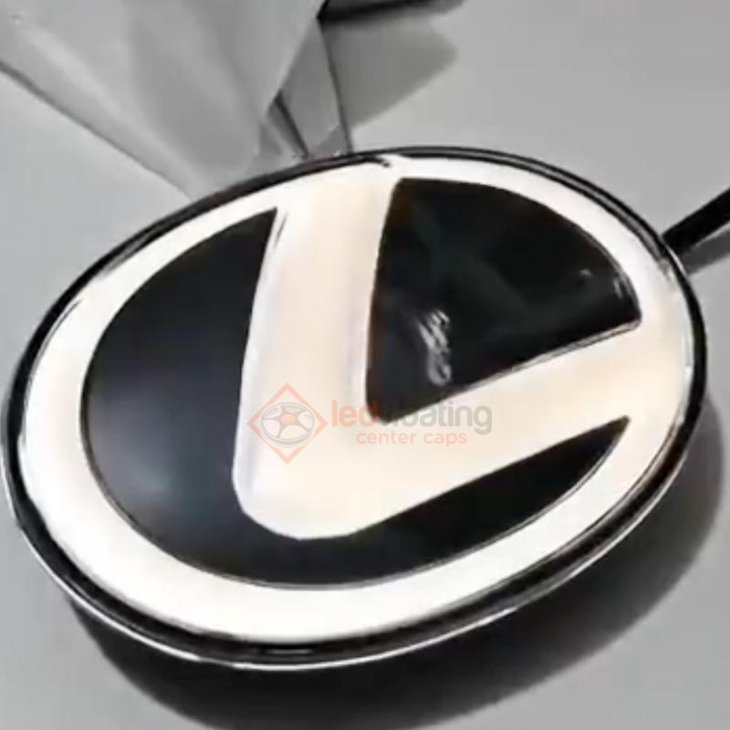 Light up Lexus Emblem