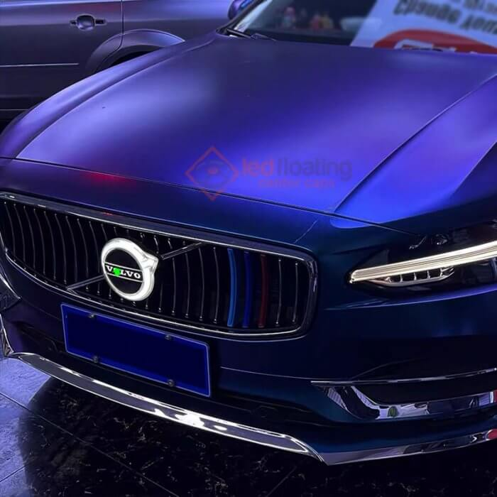 Led Light up Volvo Emblem