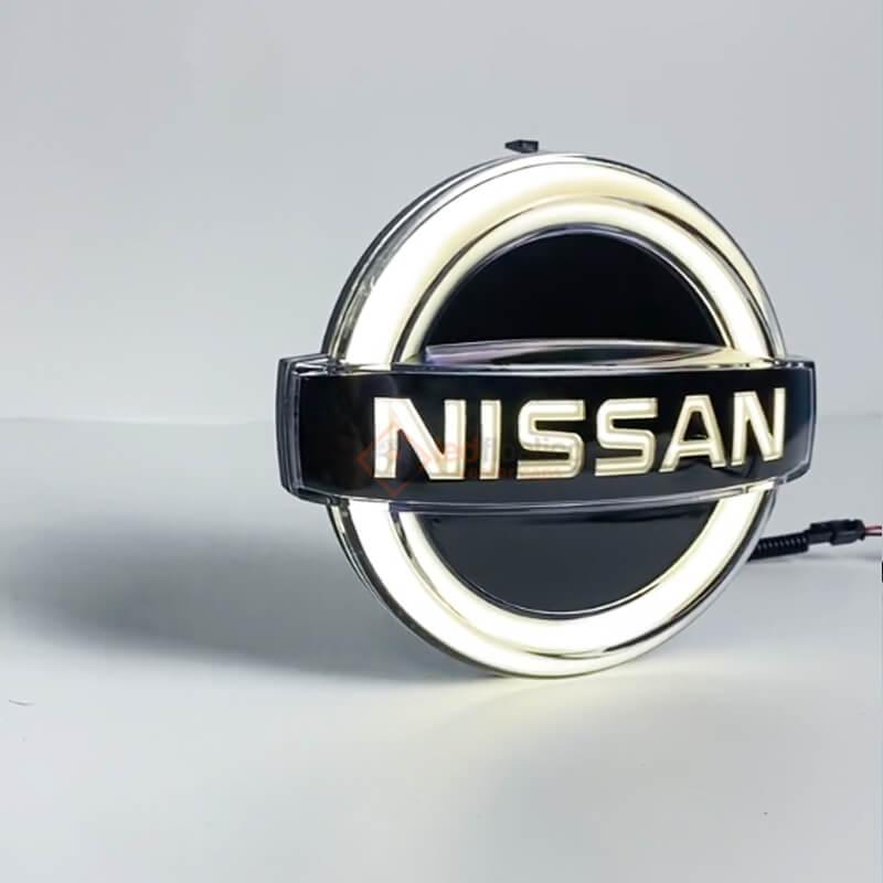 Led Nissan Emblem For Armada | X-trail