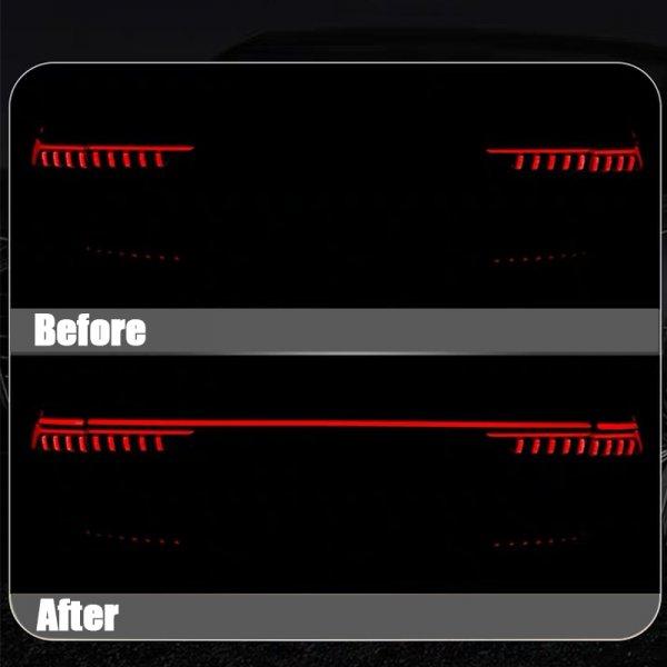 Audi Tail Light Animation