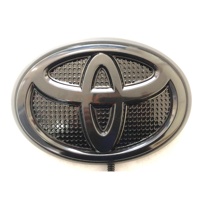 Led Toyota Emblem | Red light with Animation for Toyota 4RUNNER