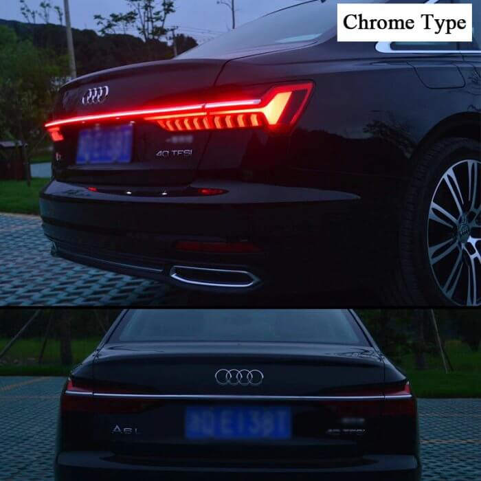 Animated Audi Tail Light For A6L