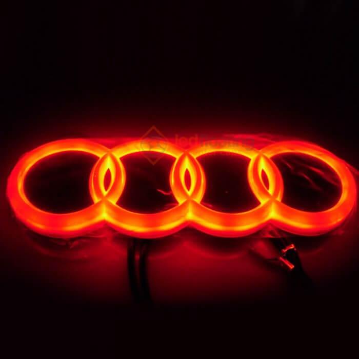 Led Audi Emblem for Rear