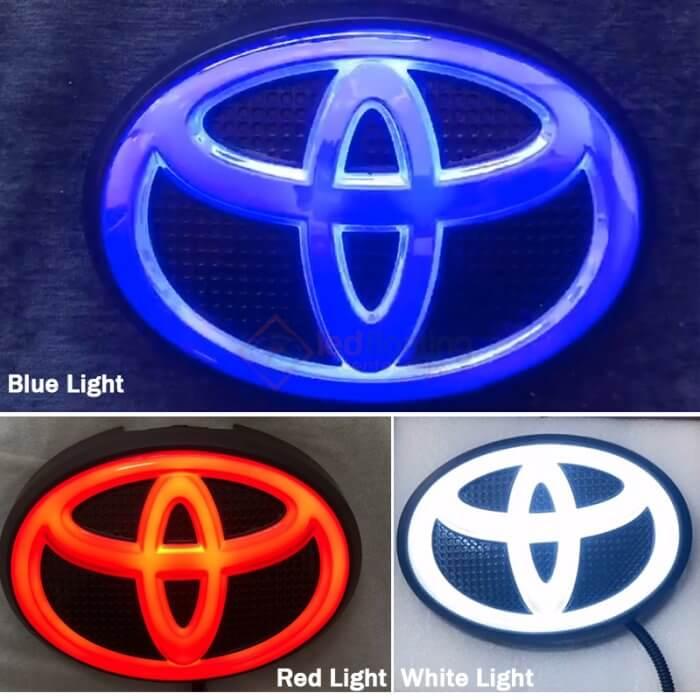 Dynamic Led Toyota Emblem For LAND CRUISER PRADO