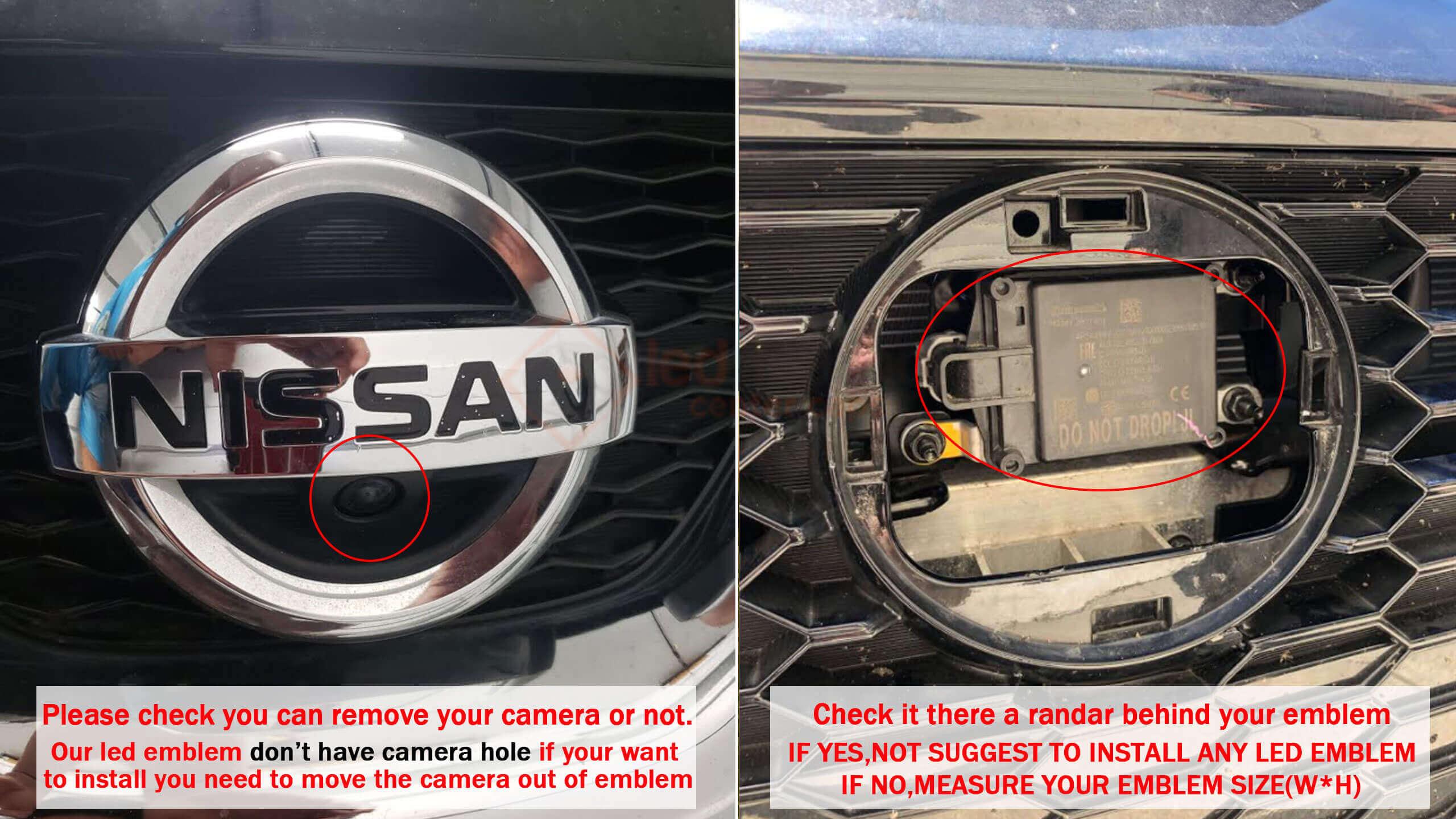 How to Choose Dynamic Led Nissan Emblem 2021