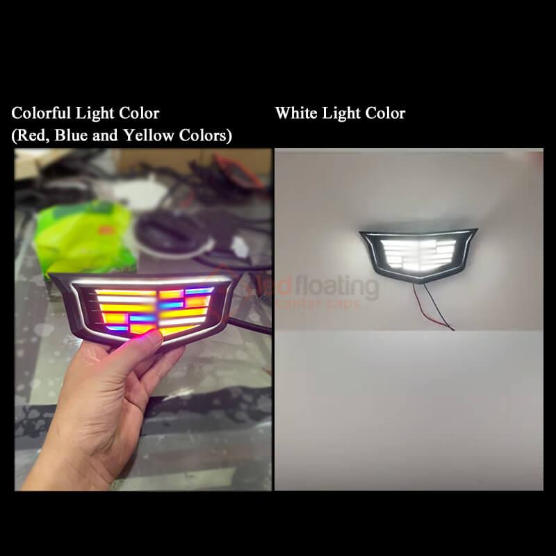 Dynamic Cadillac Emblem Light Suitable for XT4 XT5