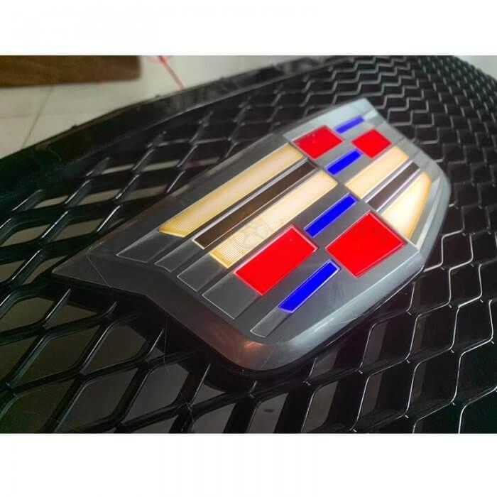 ATS 2 Cadillac Emblem Light for ATS ( No Animations)