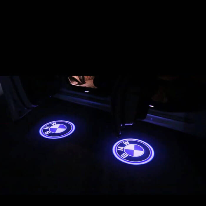 BMW Door Light Projectors