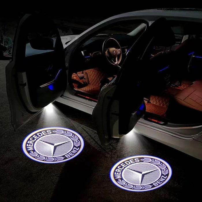 Mercedes Led Logo Projector