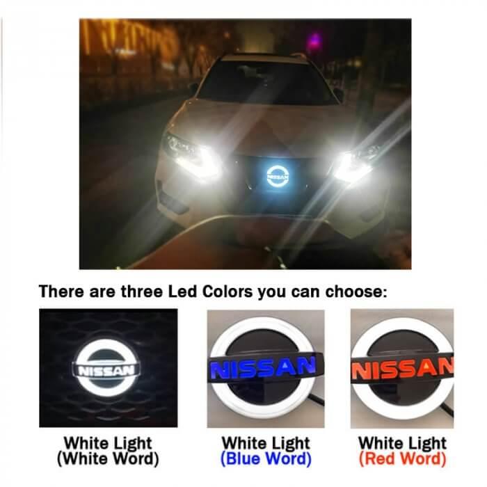 Nissan Emblem Light For Altima