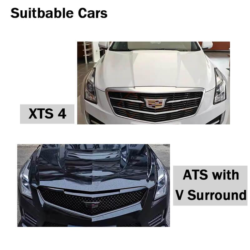 Cadillac Emblem Light for XT4 / ATS ( No Animations)