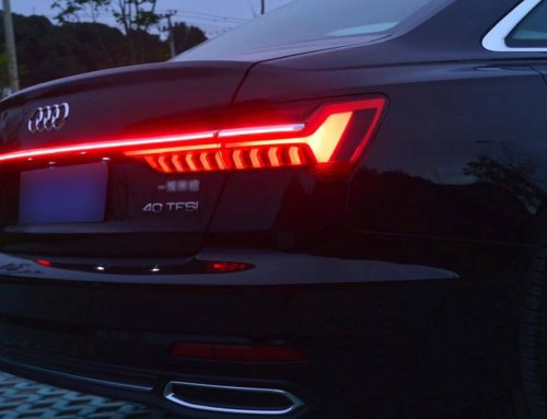 How to install Animation Audi Tail Light