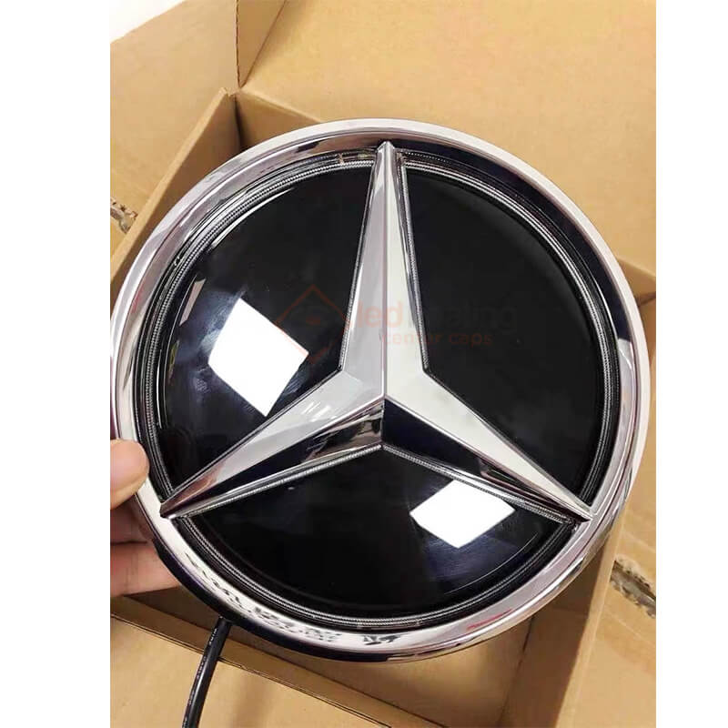 Mercedes Emblem Light