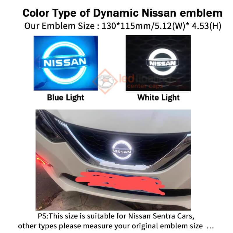 Nissan Emblem Light For Sentra