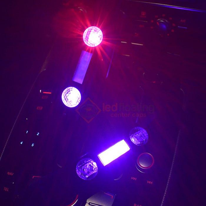 Wireless Car Atmosphere Lights