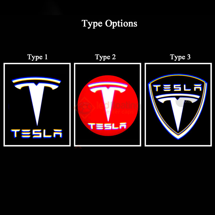 Tesla Door Light for Tesla model X models model 3