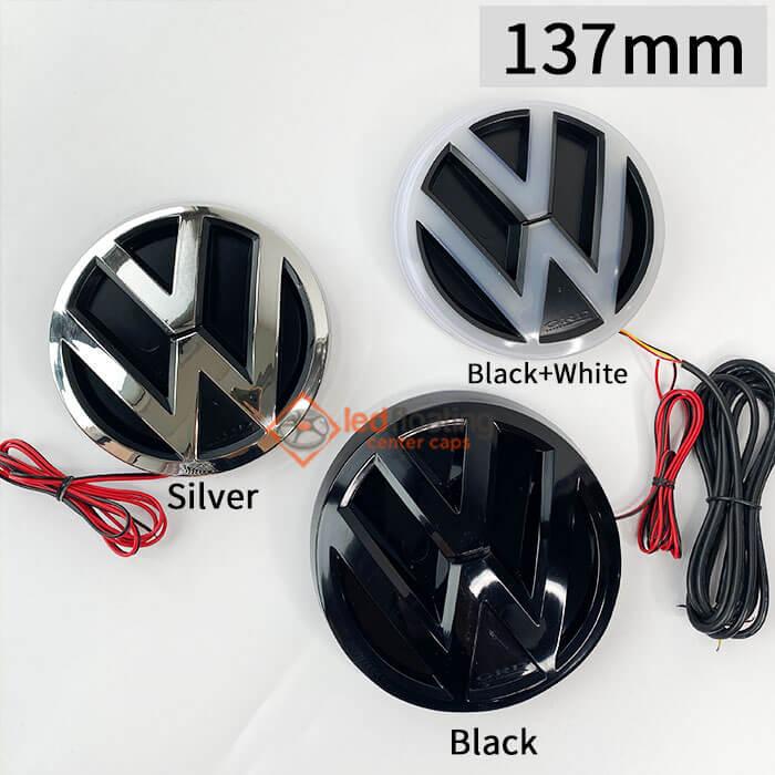 type of 137 Dynamic VW Emblem ( 4 Animations)
