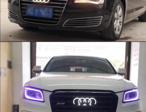 Best Audi LED Emblem For Your Cars-Dynamic Audi Emblem 2021