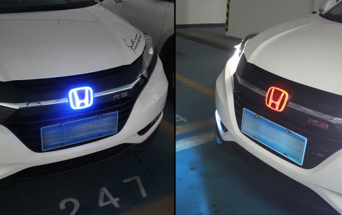 How to Install Dual-Light Honda Led Emblem 2021