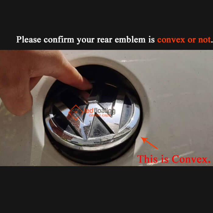 how to choose Dynamic VW Rear Emblem Light