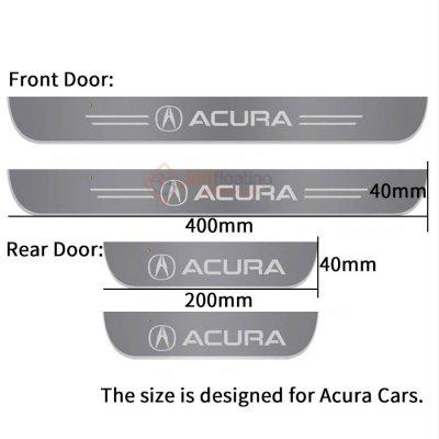 Acura LED Door Sill