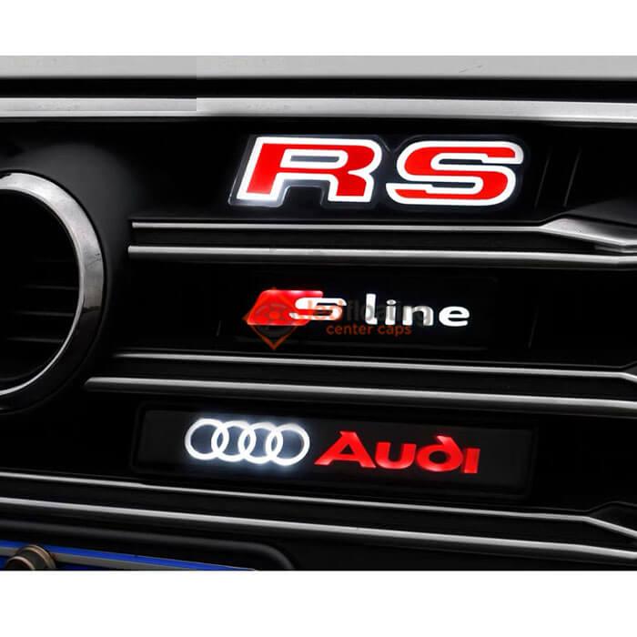 Audi Logo Lamp for Grille